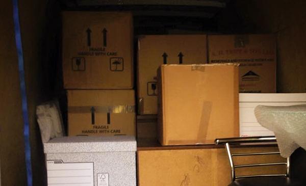 Birmingham Courier - Removal Service